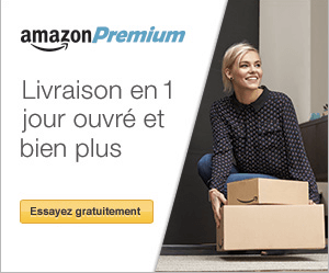 livraison en un jour ouvré avec Amazon