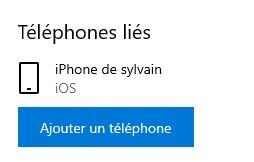 téléphones-liés